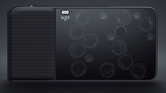 """Light L16"" soll Fotografie revolutionieren (Bild: Light)"