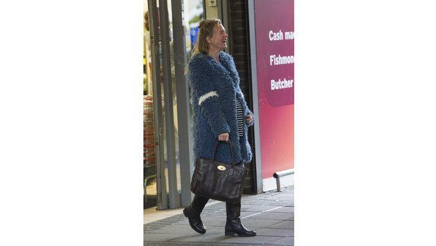Juhuu! Bridget Jones (Renee Zellweger) ist schwanger. (Bild: Viennareport)