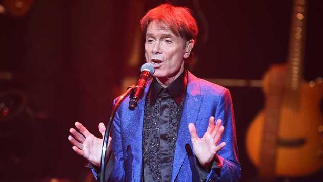 """""""Schnulzenkönig"""" Cliff Richard wird 75 Jahre alt (Bild: Viennareport)"""