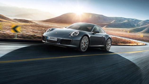 Zu neugierig: Porsche verbannt Google aus dem 911 (Bild: Porsche)