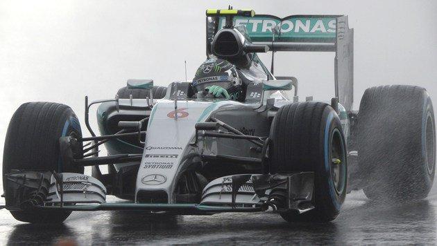 Mercedes-Ass Nico Rosberg (Bild: AFP)