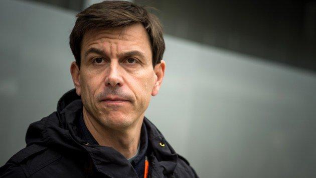Mercedes-Motorsportchef Toto Wolff (Bild: AFP)