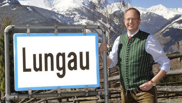 Der Landtagsabgeordnete Manfred Sampl ist klar gegen ein Atommüll-Lager im Lungau. (Bild: Roland Holitzky)