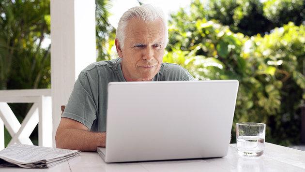 Junge Menschen sichern Fotos schlechter als alte (Bild: thinkstockphotos.de)