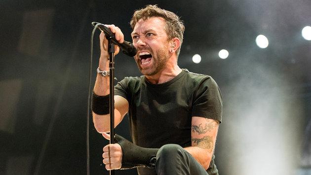 """Rise Against: """"Die Jungen hören uns zu"""" (Bild: Andreas Graf)"""