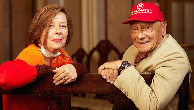 So waren meine acht Stunden mit Niki Lauda (Bild: edition-a/Lukas Beck)