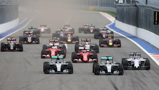 Ecclestone: 2017 kein Deutschland-Grand-Prix (Bild: GEPA)