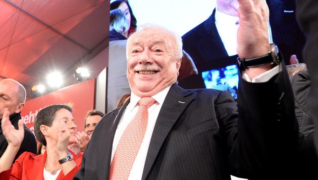 Michael Häupl (Bild: APA/ROLAND SCHLAGER)