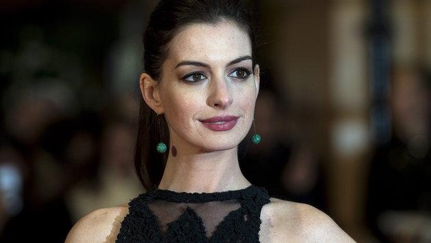 Anne Hathaway (Bild: APA/EPA/WILL OLIVER)