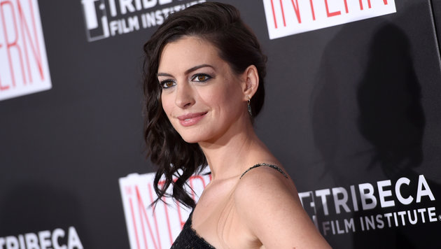 Anne Hathaway (Bild: Evan Agostini/Invision/AP)