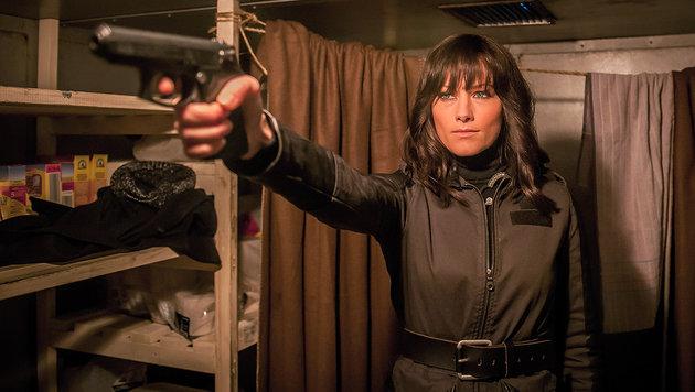 "Helene Fischer als Femme fatale im ""Tatort"" (Bild: NDR/Gordon Timpen)"