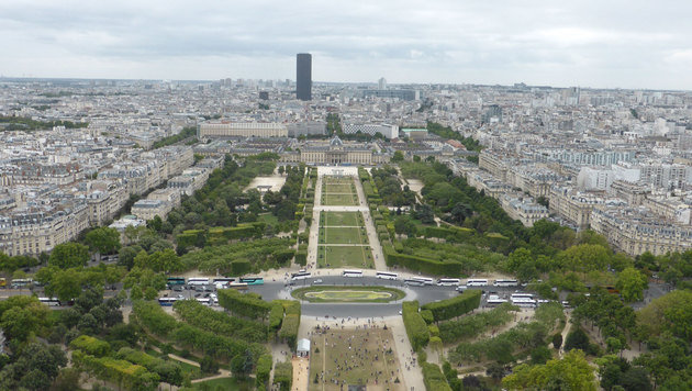 Paris bietet auch für Kinder viele interessante Sehenswürdigkeiten. (Bild: Andrea Thomas)