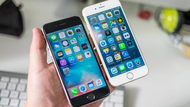 iPhone 6S: Laufzeit hängt vom CPU-Hersteller ab (Bild: flickr.com/Karlis Dambrans)