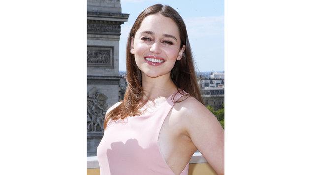 Emilia Clarke (Bild: AP)