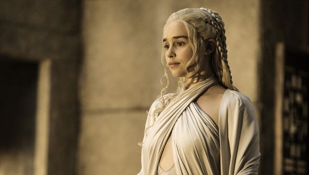 "Emilia Clarke in ""Game of Thrones"" (Bild: AP)"