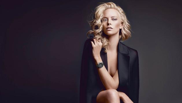 Charlize Theron gab Sean Penn den Laufpass. Ob die schöne Aktrice lange allein bleiben wird? (Bild: Viennareport)