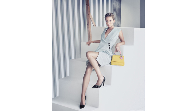 Jennifer Lawrence ist nach dem Liebes-Aus mit Chris Martin wieder Single. (Bild: Viennareport)