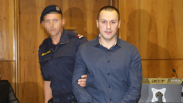 """Ex"" getötet: Lebenslange Haft für 31-Jährigen (Bild: Sepp Pail)"
