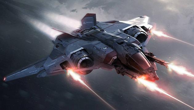 """Juristischer Ärger für Weltraumepos """"Star Citizen"""" (Bild: facebook.com/RobertsSpaceIndustries)"""