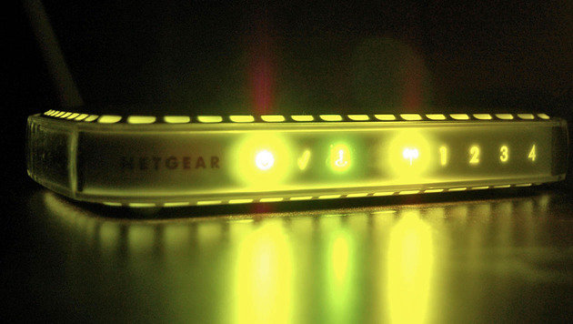 Tausende Netgear-Router von Hackern gekapert (Bild: flickr.com/Matt J Newman)