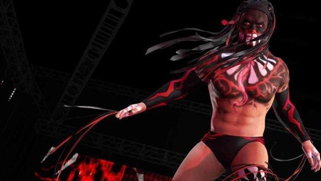 """""""So heiß wird der Spiele-Herbst! (Bild: WWE 2K16)"""""""