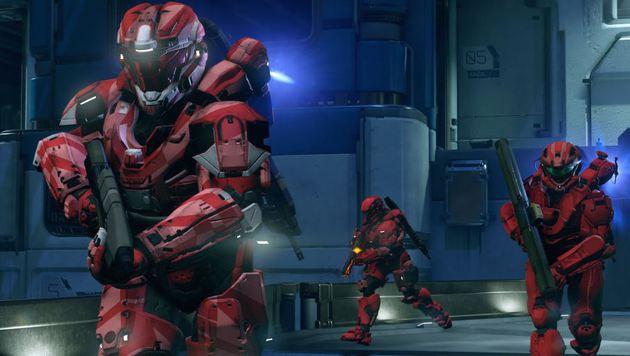 """""""So heiß wird der Spiele-Herbst! (Bild: Halo 5 - Guardians)"""""""