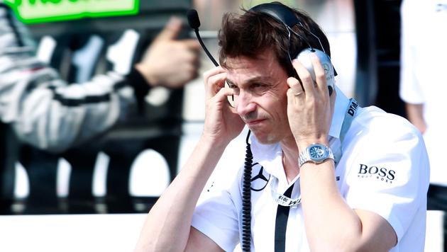 Ära zu Ende: Wolff nicht mehr Williams-Teilhaber (Bild: GEPA)