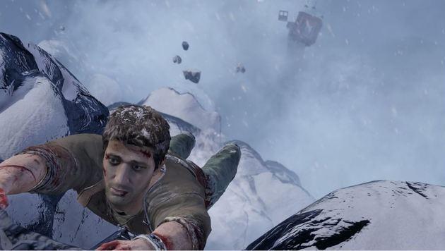 """""""So heiß wird der Spiele-Herbst! (Bild: Uncharted â013 The Nathan Drake Collection)"""""""