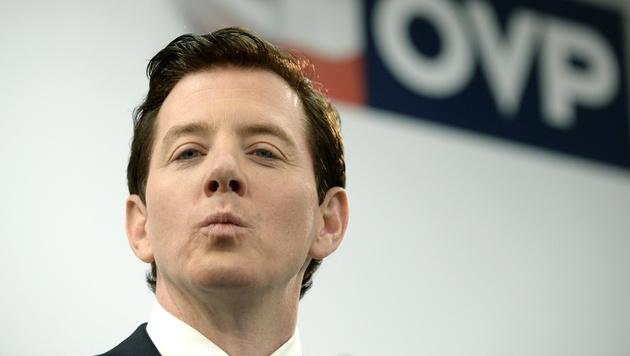 ÖVP-Generalsekretär Peter McDonald (Bild: APA/Roland Schlager)