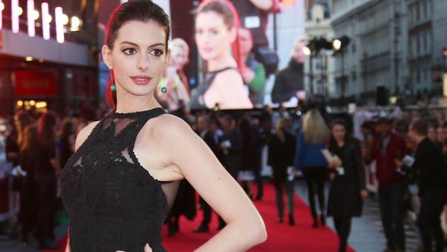 Anne Hathaway (Bild: Joel Ryan/Invision/AP)