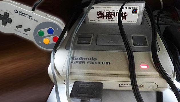Japaner lässt SNES seit 20 Jahren eingeschaltet (Bild: Wikimedia Commons, twitter.com/UMIHARAKawase)