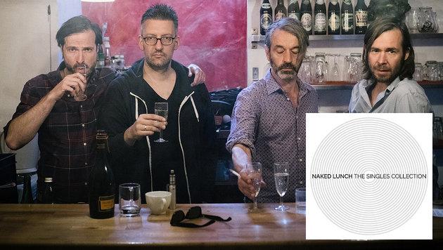 Naked Lunch: Klagenfurter bei Bruce Springsteen (Bild: Ingo Pertramer, Wohnzimmer)