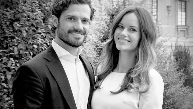 Prinz Carl Philip und Prinzessin Sofia erwarten Nachwuchs. (Bild: facebook.com/Kungahuset)