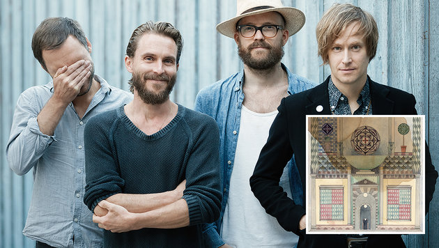 "Refused: ""Musik ist Kunst, kein Entertainment"" (Bild: Epitaph Records, Dustin Rabin)"