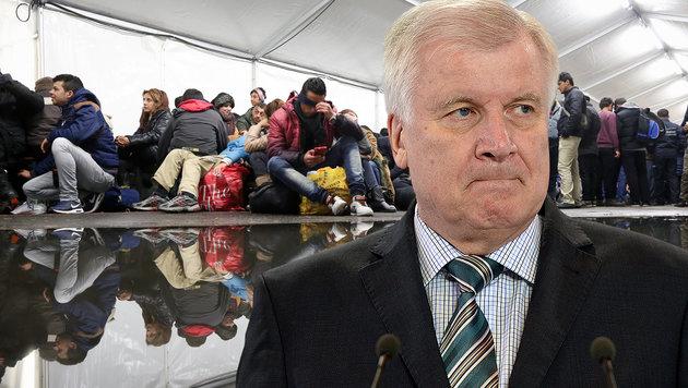 CSU-Chef Horst Seehofer (Bild: APA/EPA/ANDREAS GEBERT, APA/EPA/Kay Nietfeld)