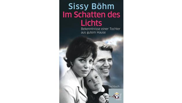 """Sissy Böhms """"Im Schatten des Lichts"""" sorgte für Schlagzeilen. (Bild: Seifert Verlag)"""