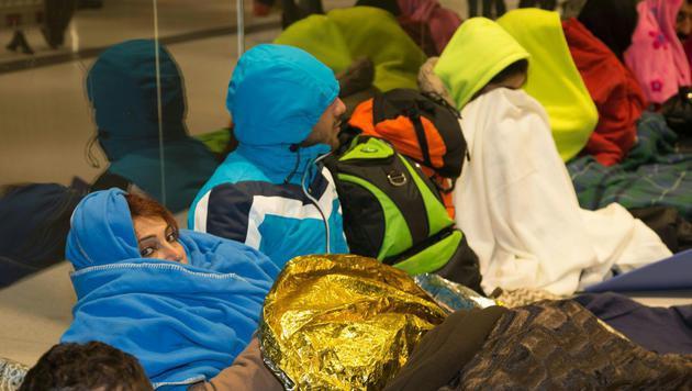 """Stadt Salzburg: """"Lage spitzt sich dramatisch zu"""" (Bild: APA/MIKE VOGL/NEUMAYR MMV)"""