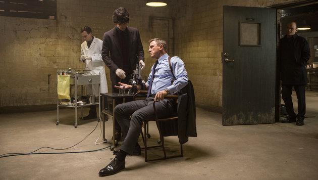 """""""MI6-Aufnahmetest: Habt ihr das Zeug zum 007? (Bild: Sony Pictures Releasing GmbH)"""""""