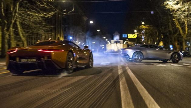 """""""Spectre: City4U bringt euch zum neuen James Bond (Bild: Sony Pictures)"""""""