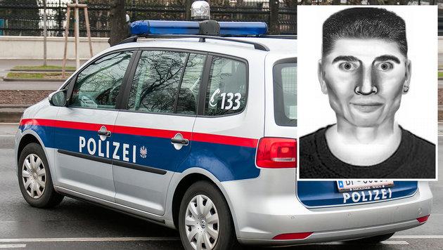 Die Polizei sucht diesen Mann. (Bild: LPD NÖ, Andreas Graf)