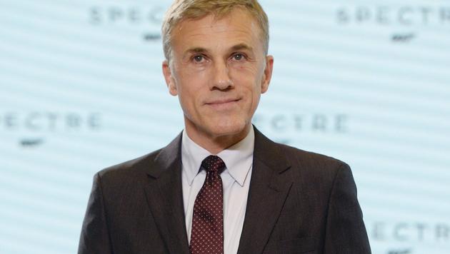 Christoph Waltz (Bild: APA/EPA/FACUNDO ARRIZABALAGA)