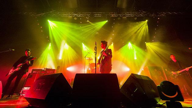 """Stereophonics: """"Wir jagen keinen Trophäen nach"""" (Bild: Andreas Graf)"""