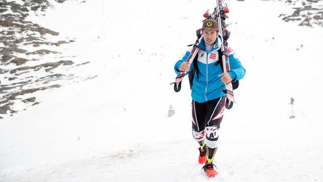 Marcel Hirscher ist bereit für den fünften Gipfelsturm seiner Karriere. (Bild: APA/EXPA/JOHANN GRODER)