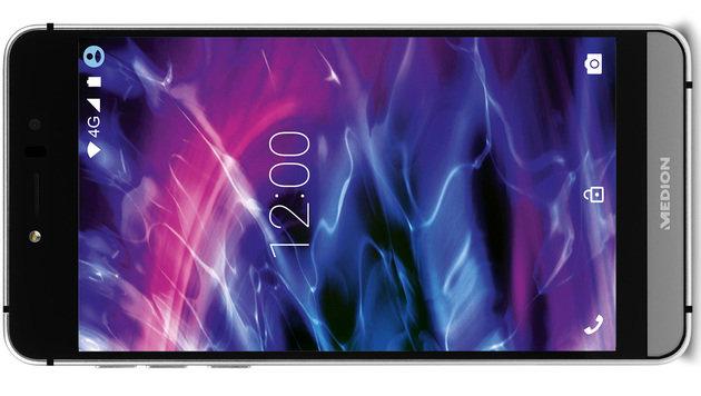 Medion Life X5004: Das kann das neue Hofer-Handy (Bild: Medion)