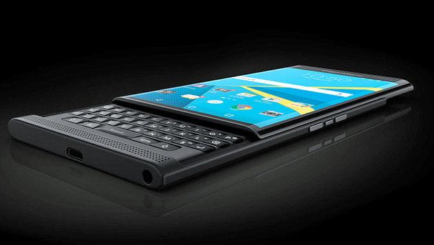 Blackberry steigt aus Smartphone-Entwicklung aus (Bild: Blackberry)