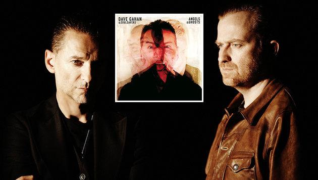 Dave Gahan: Zuerst Soulsavers, dann Depeche Mode (Bild: Sony Music)
