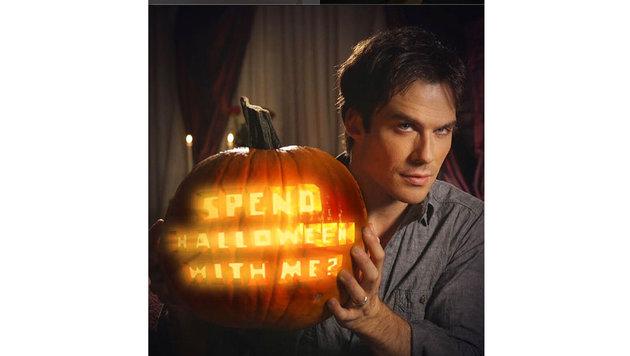Ian Somerhalder lädt seine Fans ein, Halloween mit ihm zu verbringen. (Bild: Instagram.com)