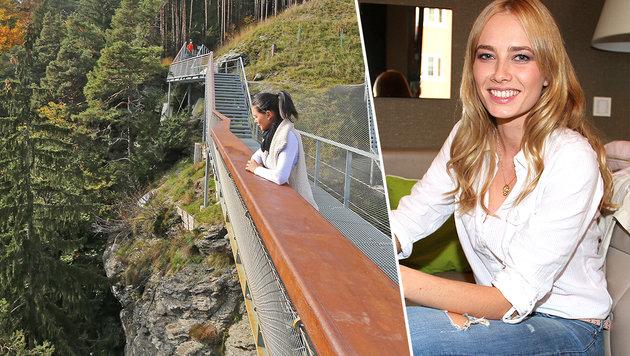 """Ena Kadic: """"Mein Traum war schnell geplatzt"""" (Bild: Christof Birbaumer, Recka Hammann)"""