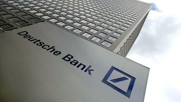 Erneut Milliardenverlust bei der Deutschen Bank (Bild: dpa/dpaweb/Boris Rössler)