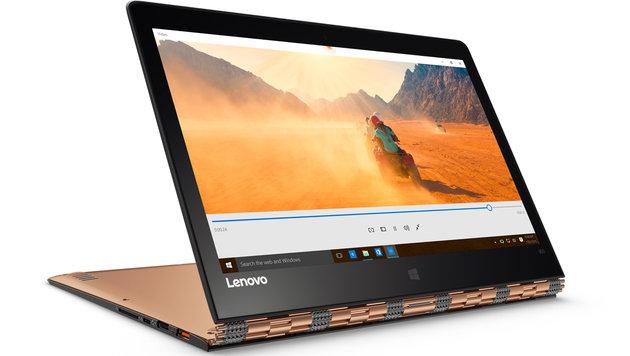 Lenovo bringt neues 360-Grad-Ultrabook Yoga 900 (Bild: Lenovo)